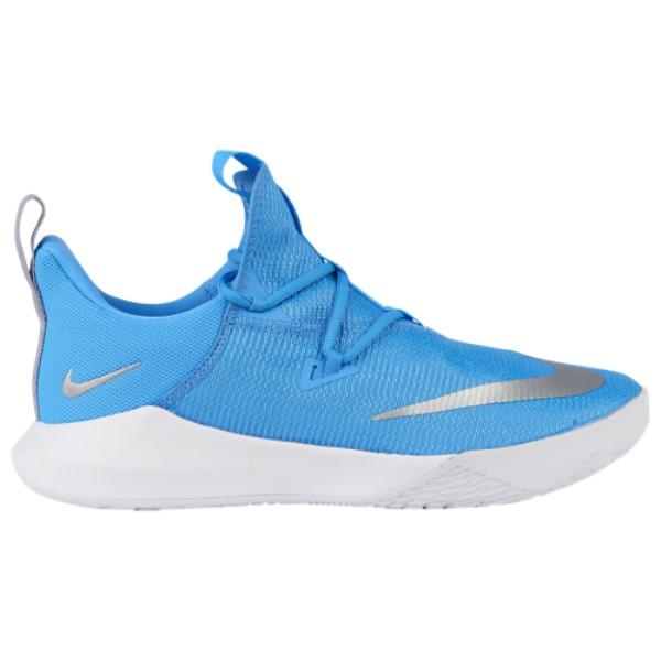ナイキ Nike メンズ バスケットボール シューズ・靴【Zoom Shift 2】University Blue/Metallic Silver/White