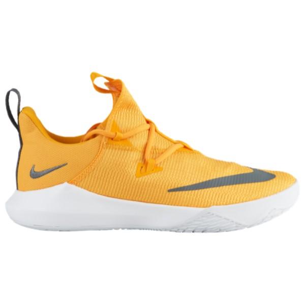 ナイキ Nike メンズ バスケットボール シューズ・靴【Zoom Shift 2】University Gold/Dark Grey/White