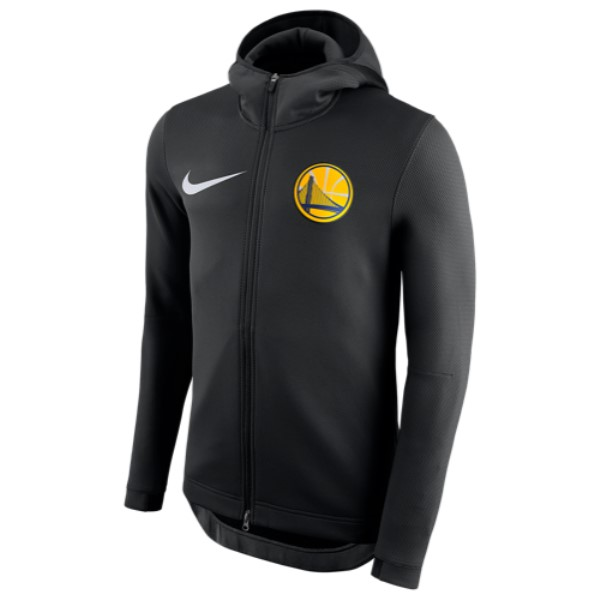 ナイキ Nike メンズ トップス パーカー【NBA Player Showtime Therma Full-Zip Hoodie】Black