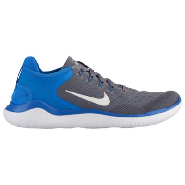 ナイキ Nike メンズ ランニング・ウォーキング シューズ・靴【Free RN 2018】Gunsmoke/White/Signal Blue/Thunder Grey
