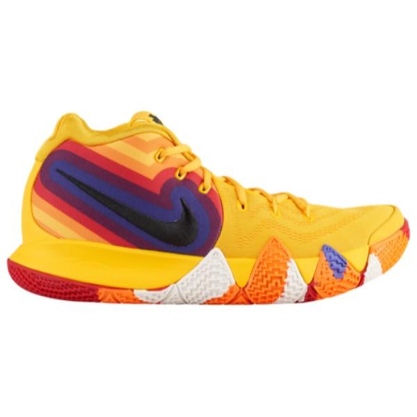 ナイキ Nike メンズ バスケットボール シューズ・靴【Kyrie 4】Amarillo/Black