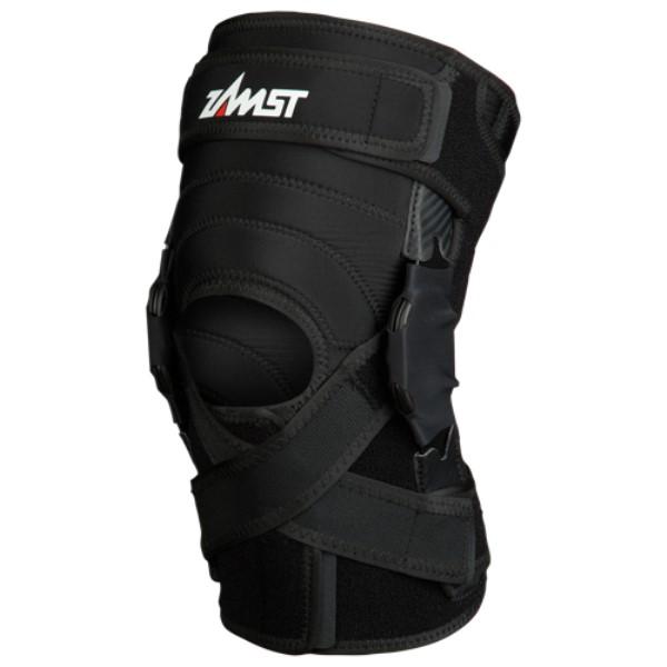 ザムスト Zamst メンズ フィットネス・トレーニング サポーター【ZK-X Hinged Knee Brace】Black