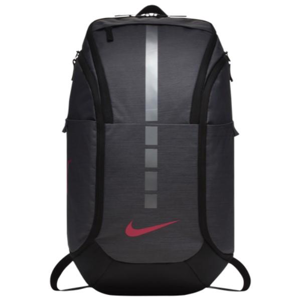 ナイキ Nike ユニセックス バッグ バックパック・リュック【Hoops Elite Pro Backpack】Dark Grey/Black/Vivid Pink