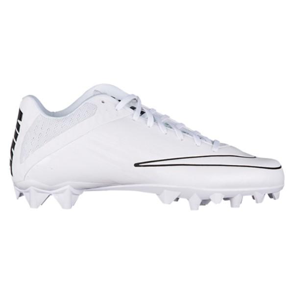 ナイキ Nike メンズ ラクロス シューズ・靴【Vapor Speed 2 Lacrosse】White/White/Black/Black