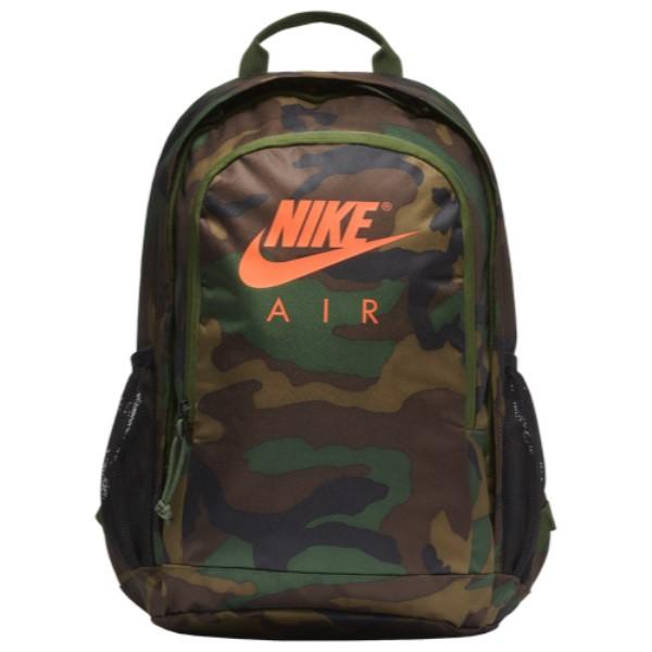 ナイキ Nike ユニセックス バッグ バックパック・リュック【Hayward Futura AOP Backpack】Black/Iguana