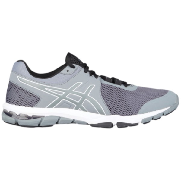 アシックス ASICS メンズ フィットネス・トレーニング シューズ・靴【GEL-Craze TR 4】Stone Grey/Stone Grey/White