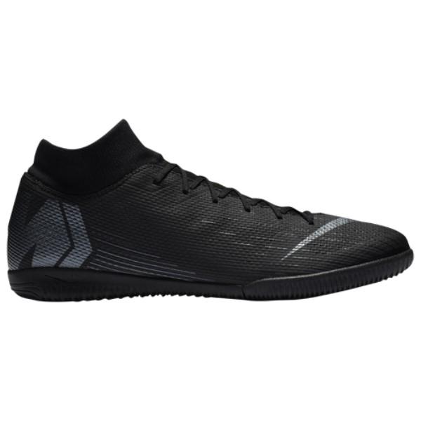 ナイキ Nike メンズ サッカー シューズ・靴【Mercurial SuperflyX 6 Academy IC】Black/Black