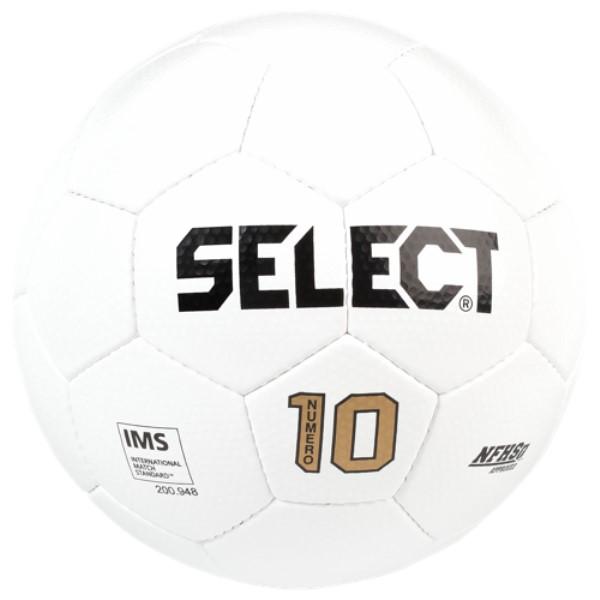 セレクト Select ユニセックス サッカー ボール【Numero 10 Soccer Ball】White