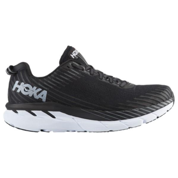 全日本送料無料 ホカ ONE オネオネ HOKA ONE ONE メンズ ランニング メンズ・ウォーキング 5】Black/White シューズ・靴【Clifton 5】Black/White, Kurun shop -クルンショップ-:44650099 --- nba23.xyz