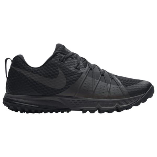 ナイキ Nike メンズ ランニング・ウォーキング シューズ・靴【Zoom Wildhorse 4】Black/Anthracite/Anthracite