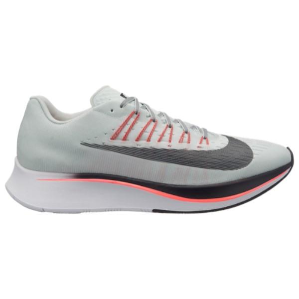 ナイキ Nike メンズ 陸上 シューズ・靴【Zoom Fly】Barely Grey/Oil Grey/Hot Punch/White