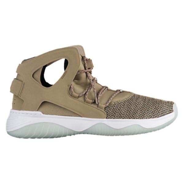 ナイキ Nike メンズ バスケットボール シューズ・靴【Air Flight Huarache Ultra】Trooper/Trooper/White/Max Orange