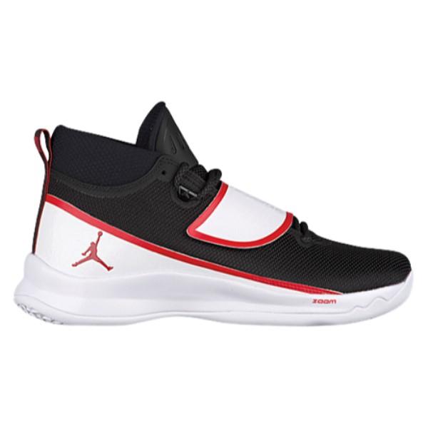 ナイキ ジョーダン Jordan メンズ バスケットボール シューズ・靴【Super.Fly 5 PO】Black/Gym Red/White