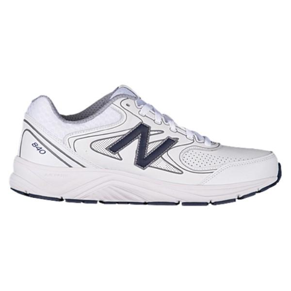 ニューバランス New Balance メンズ ランニング・ウォーキング シューズ・靴【840 V2】White