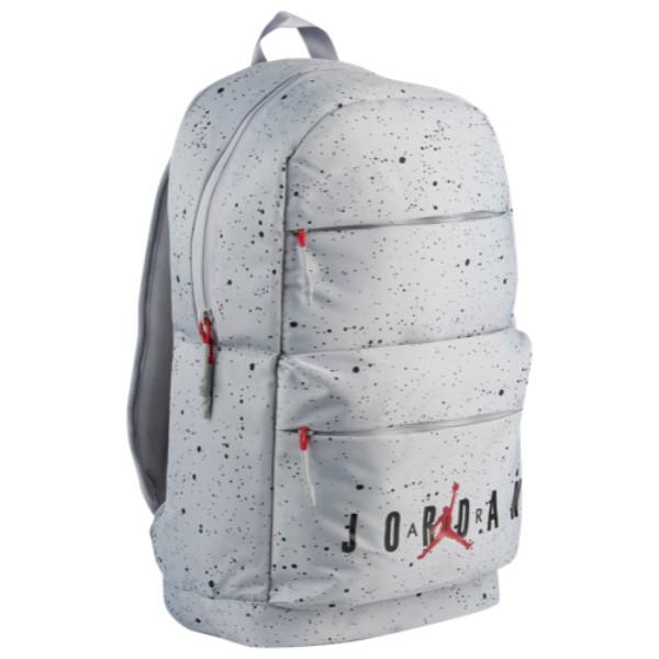 ナイキ ジョーダン Jordan ユニセックス バッグ バックパック・リュック【Air Backpack】Wolf Grey/Black