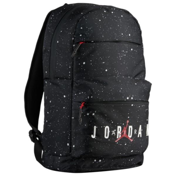 ナイキ ジョーダン Jordan ユニセックス バッグ バックパック・リュック【Air Backpack】Black/White