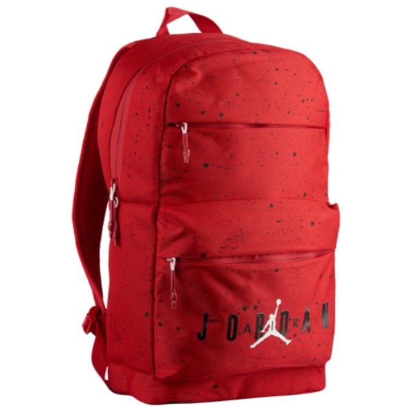 ナイキ ジョーダン Jordan ユニセックス バッグ バックパック・リュック【Air Backpack】Gym Red/Black