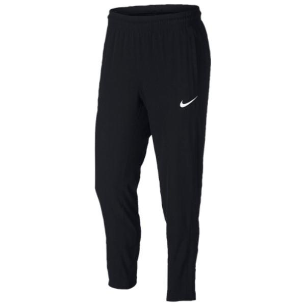 ナイキ Nike メンズ バスケットボール ボトムス・パンツ【Flex Woven Pants】Black/White
