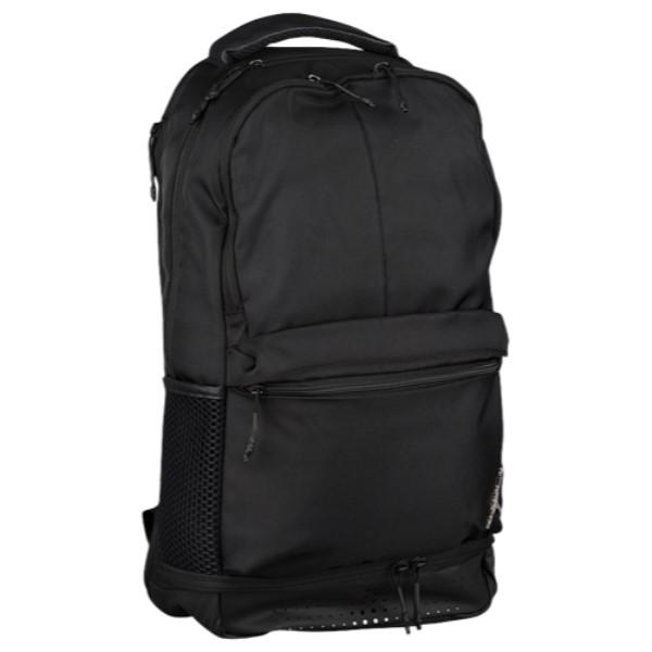 ナイキ ジョーダン Jordan ユニセックス バッグ バックパック・リュック【Backpack】Black/Gym Red/Reflective Silver
