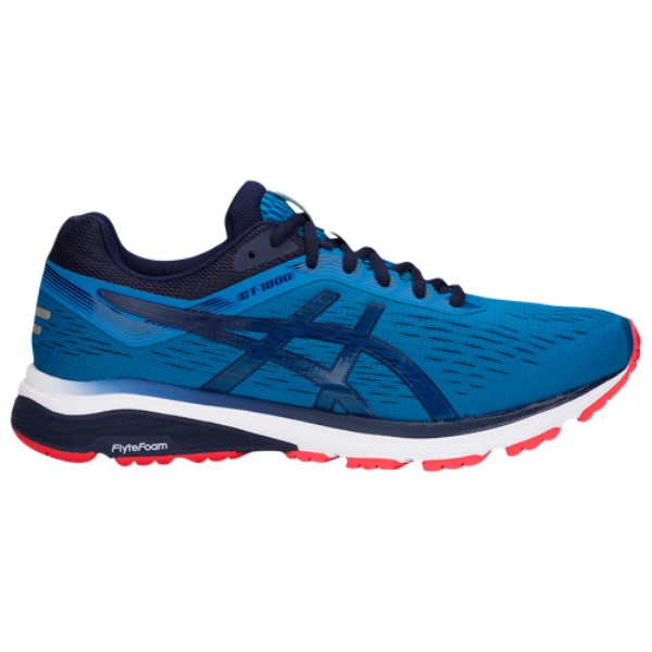 アシックス ASICS メンズ ランニング・ウォーキング シューズ・靴【GT-1000 7】Race Blue/Peacoat