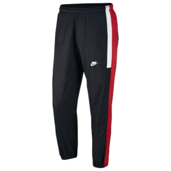 ナイキ Nike メンズ ボトムス・パンツ ジョガーパンツ【Woven Re-Issue Pants】Black/University Red/Summit White