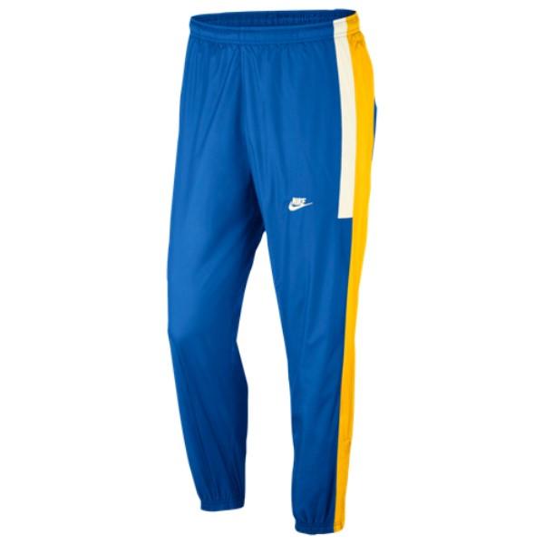 ナイキ Nike メンズ ボトムス・パンツ ジョガーパンツ【Woven Re-Issue Pants】Signal Blue/Amarillo/Sail