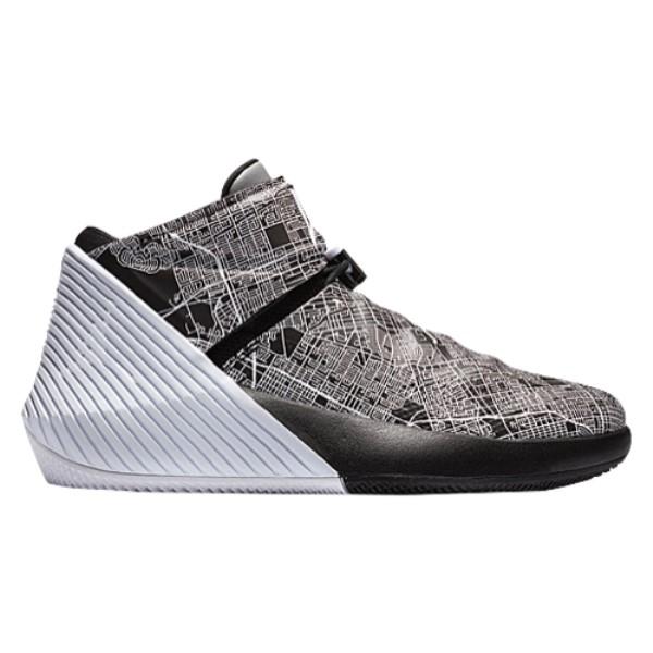 ナイキ ジョーダン Jordan メンズ バスケットボール シューズ・靴【Why Not Zero.1】Black/White