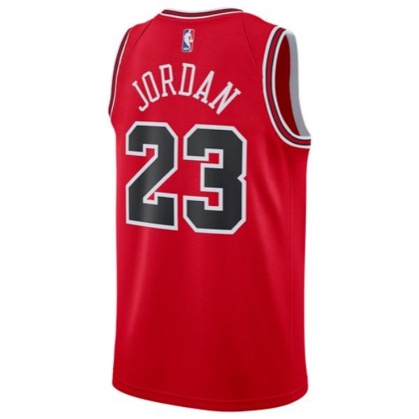 ナイキ Nike メンズ トップス【NBA Swingman Jersey】Red