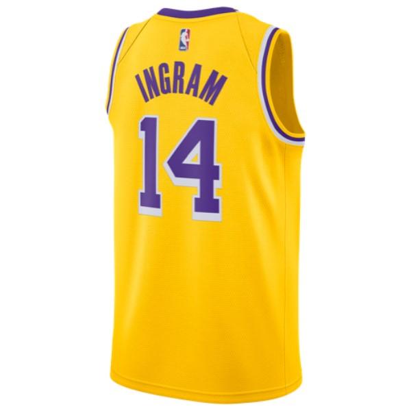 ナイキ Nike メンズ トップス【NBA Swingman Jersey】Amarillo