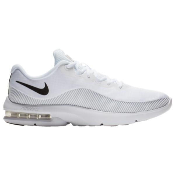 気質アップ ナイキ Advantage Nike メンズ ランニング Platinum・ウォーキング シューズ・靴 2】White/Black/Pure【Air Max Advantage 2】White/Black/Pure Platinum, インテリア雑貨のカリスマ:a8464c37 --- business.personalco5.dominiotemporario.com