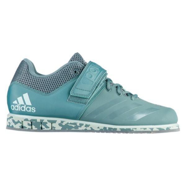 アディダス adidas メンズ フィットネス・トレーニング シューズ・靴【Powerlift.3.1】Raw Green/Ash Green