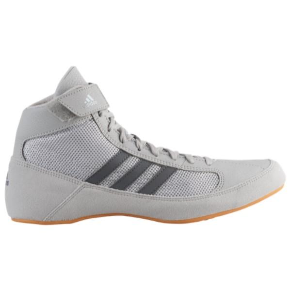 アディダス adidas メンズ レスリング シューズ・靴【HVC 2】Onyx/Dark Onyx