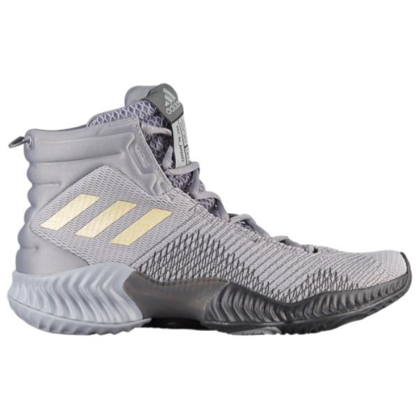 アディダス adidas メンズ バスケットボール シューズ・靴【Pro Bounce Mid 2018】Grey/Gold