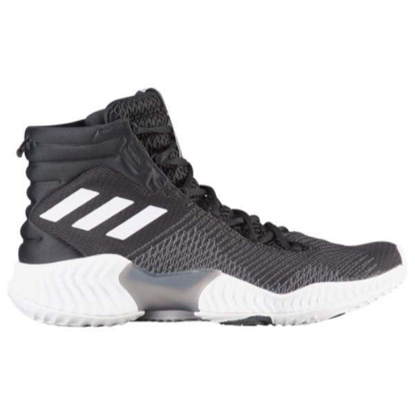 アディダス adidas メンズ バスケットボール シューズ・靴【Pro Bounce Mid 2018】Black/White