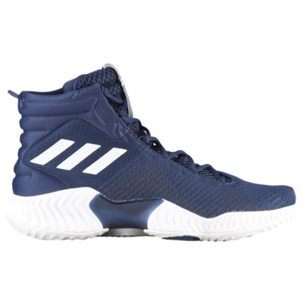 アディダス adidas メンズ バスケットボール シューズ・靴【Pro Bounce Mid 2018】Navy/White