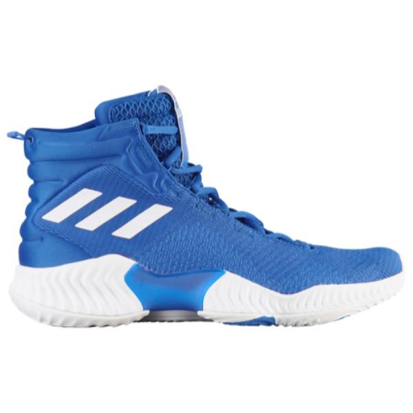 アディダス adidas メンズ バスケットボール シューズ・靴【Pro Bounce Mid 2018】Royal/White