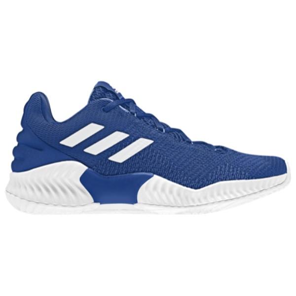 アディダス adidas メンズ バスケットボール シューズ・靴【Pro Bounce Low 2018】Royal/White
