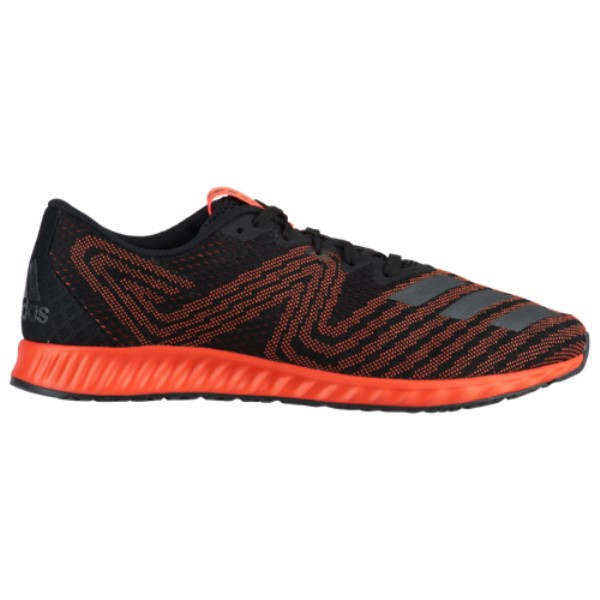アディダス adidas メンズ 陸上 シューズ・靴【Aerobounce PR】Core Black/Night Metallic/Solar Red
