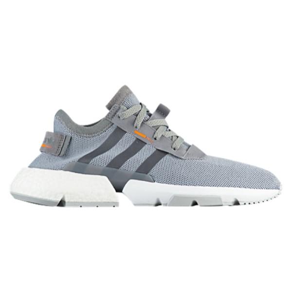 アディダス adidas Originals メンズ ランニング・ウォーキング シューズ・靴【POD-S3.1】Grey/Grey/Solar Orange