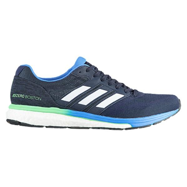 アディダス adidas メンズ ランニング・ウォーキング シューズ・靴【adiZero Boston 7】Legend Ink/Shock Lime/Hi-Res Blue