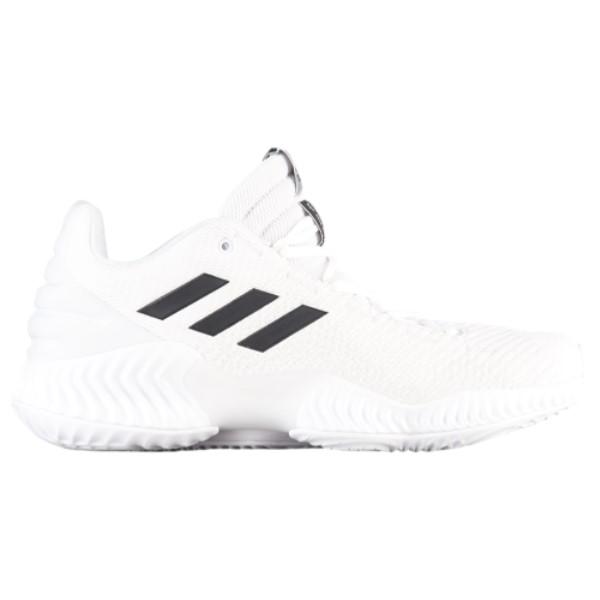 アディダス adidas メンズ バスケットボール シューズ・靴【Pro Bounce Low 2018】White/Black