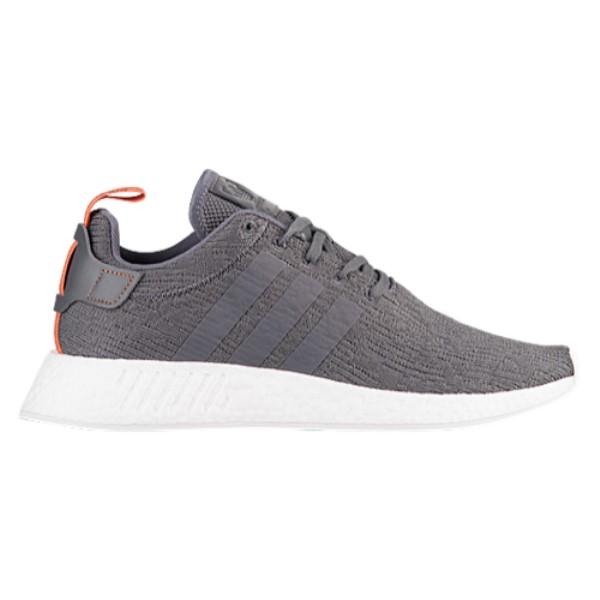 アディダス adidas Originals メンズ ランニング・ウォーキング シューズ・靴【NMD R2】Grey/Grey/Future Harvest