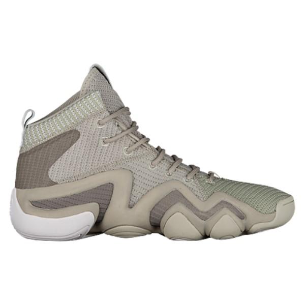 アディダス adidas Originals メンズ バスケットボール シューズ・靴【Crazy 8 ADV Primeknit】Sesame/Sesame/White