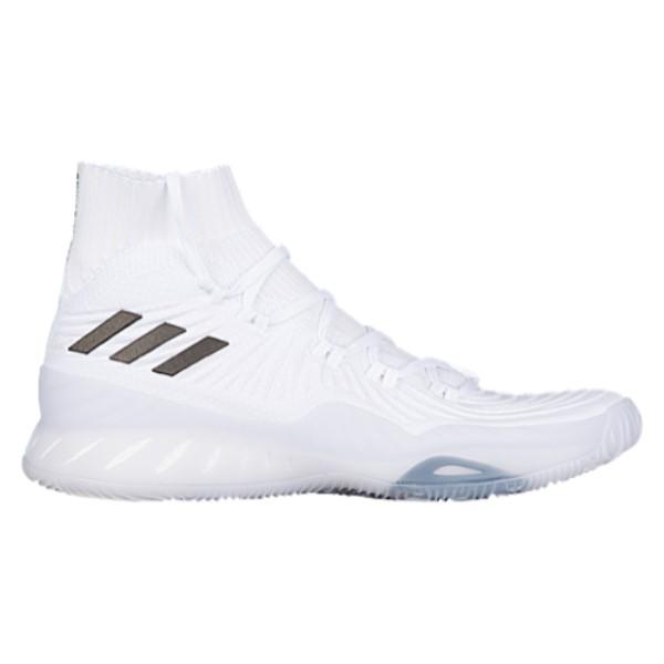 アディダス adidas メンズ バスケットボール シューズ・靴【Crazy Explosive PK】White