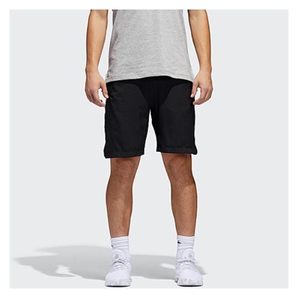 アディダス adidas メンズ バスケットボール ボトムス・パンツ【Harden Comm Shorts】Black