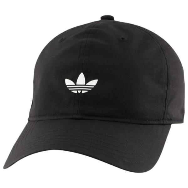 01699368a08 アディダス オンライン adidas Originals メンズ 帽子 キャップ Relaxed Modern II Cap Black Reflective  White:フェルマート