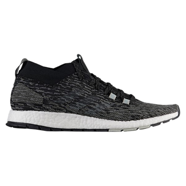 アディダス adidas メンズ ランニング・ウォーキング シューズ・靴【Pureboost Rebel】Core Black/Black Four/Ash Silver