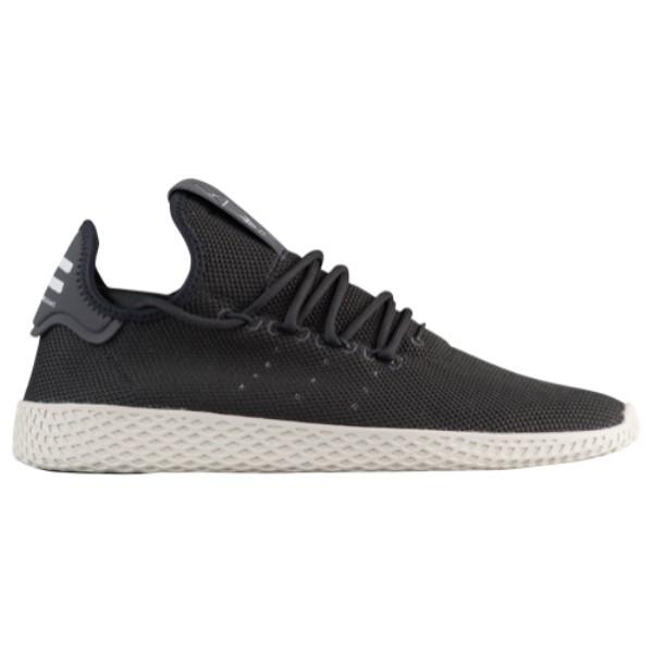 アディダス adidas Originals メンズ テニス シューズ・靴【PW Tennis HU】Carbon/Carbon/Chalk White