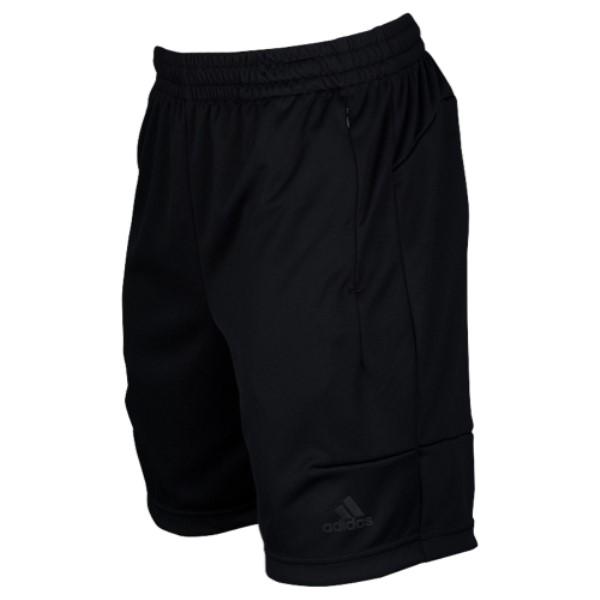 アディダス adidas メンズ フィットネス・トレーニング ボトムス・パンツ【Team Issue Lite Shorts】Black/Black