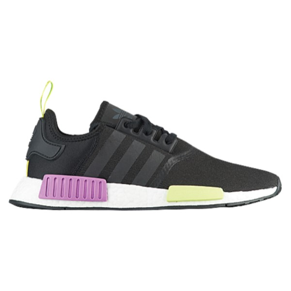 アディダス adidas Originals メンズ ランニング・ウォーキング シューズ・靴【NMD R1】Black/Black/Shock Purple